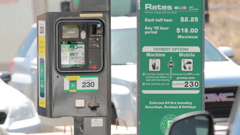 Торонто повышает тарифы на парковку