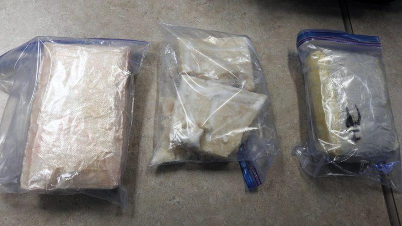 Полицейский рейд: конфисковано на два миллиона наркотиков и наличных