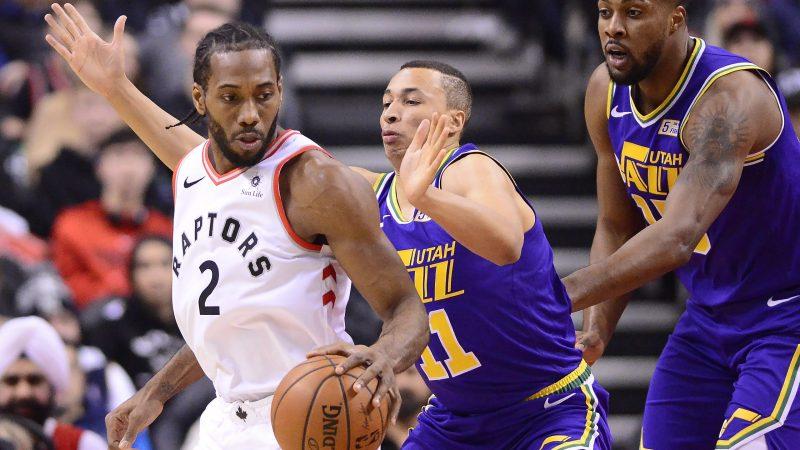 Toronto Raptors: новогодняя победа