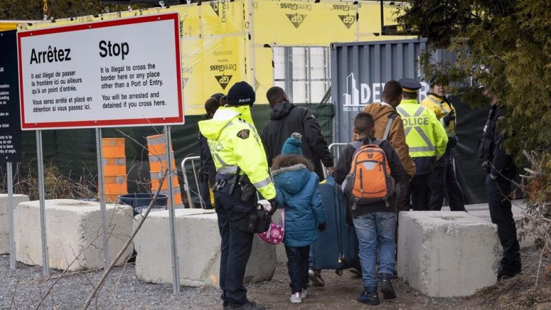 Оттава отпускает на временное размещение беженцев $114 миллионов
