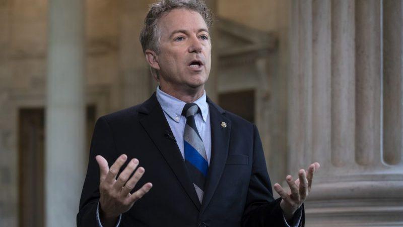 Американскому сенатору удалят грыжу в Канаде