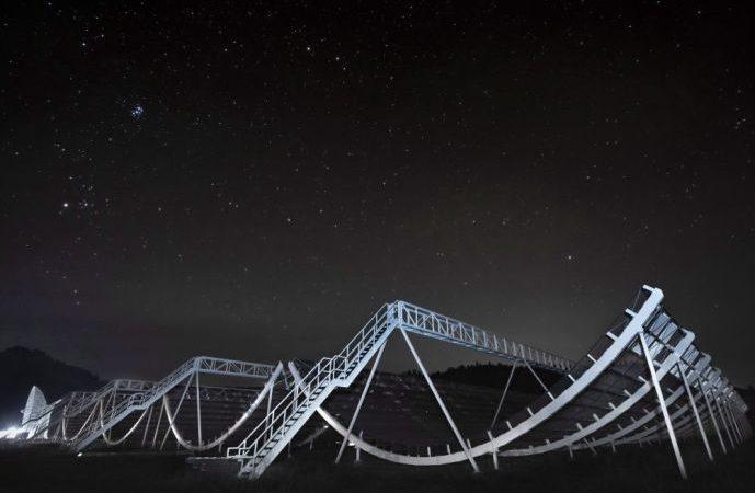 Канадский телескоп помогает раскрыть тайны Вселенной