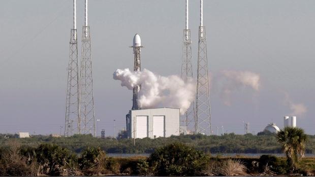 Эксперт предлагает подумать о создании космических сил Канады