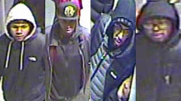 Четверо подозреваемых в вооруженном ограблении арестованы, еще четверо— в розыске