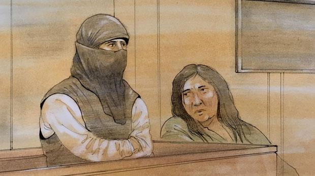 Террористка из Canadian Tire может быть признана сумасшедшей