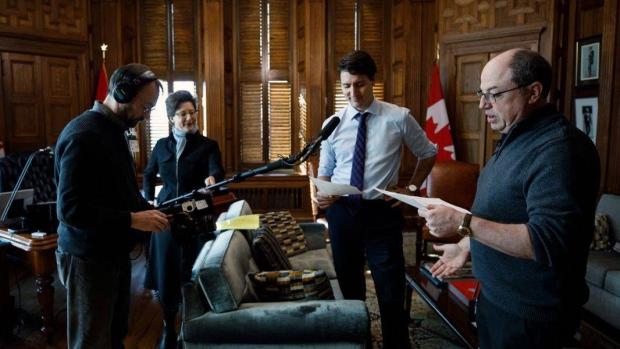 Канадский премьер сыграет в комедийном сериале