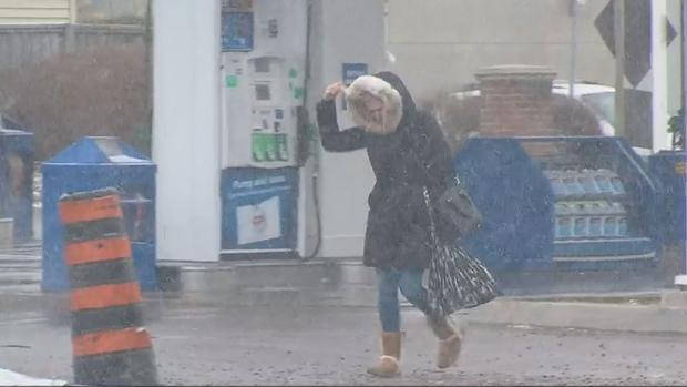 Погоду в Торонто стабильной не назовешь