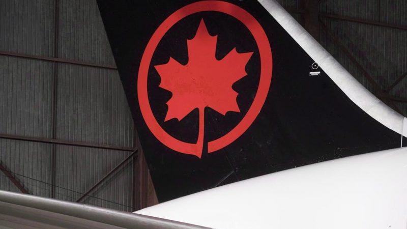 Полеты Air Canada в Индию отменяются