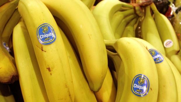 Неудачное ограбление: бананом по лицу