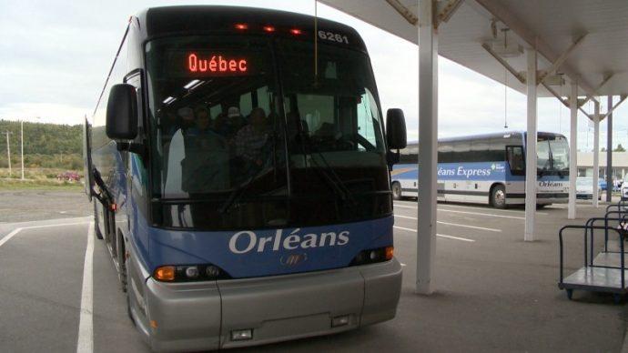 Пьяный угонщик увел автобус с пассажирами
