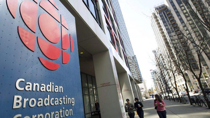 Незваный гость облизал ухо канадского журналиста в прямом эфире