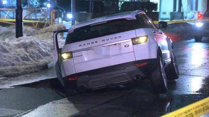 Провал на улице Торонто