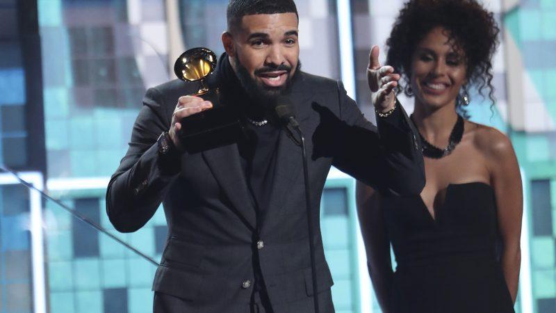 Дрейк: семь номинаций и одна премия «Грэмми»
