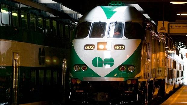 Детям Онтарио— бесплатный проезд в пригородной системе GO