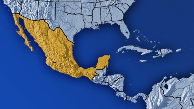 В Мексике погиб канадец