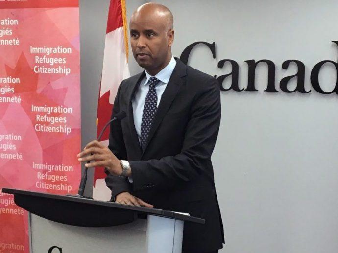 Канада принимает секс-рабынь из Ливии