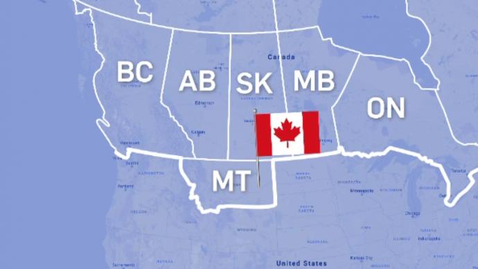 Конгресс Монтаны проголосовал против присоединения к Канаде