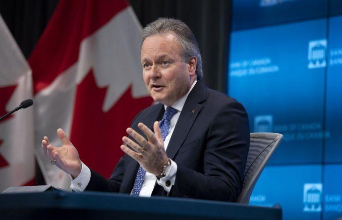 Базовая ставка канадского Центробанка, говорит 'Bloomberg', не повысится