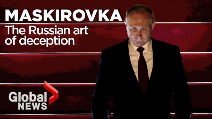 Global News предлагает разоблачающую серию о российской власти
