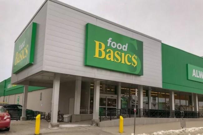 По канадски: из случайно открытого магазина ничего не украли