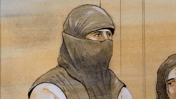 Пытавшаяся совершить теракт мусульманка приговорена в Канаде к семи годам тюрьмы