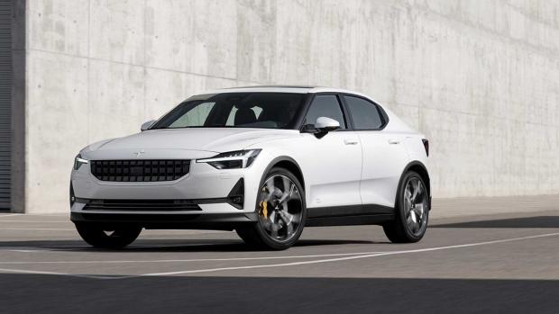Электрическая Volvo составит конкуренцию Tesla