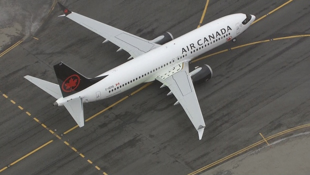Министр все же запретил в канадском небе Boeing 737 MAX 8