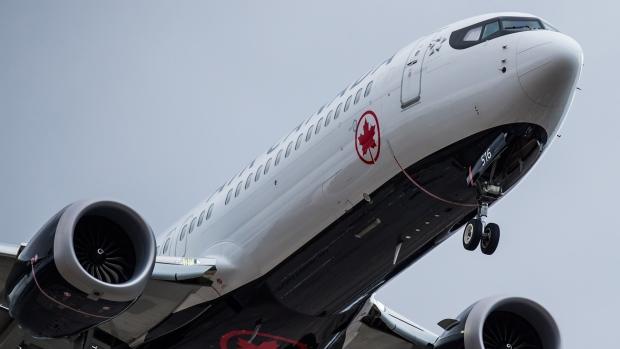 Air Canada: проблемные «боинги» не будут летать до 1 июля
