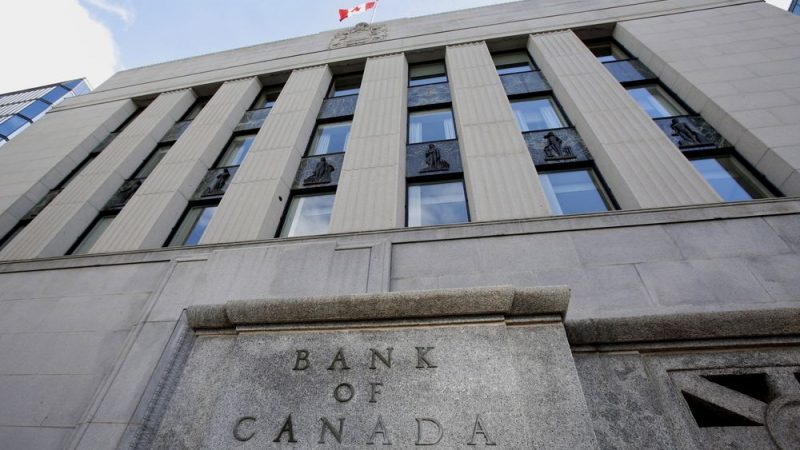 Центробанк Канады оставил базовую ставку вновь без изменений