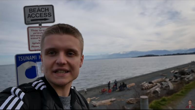 Видео-блог Потокина: «и о погоде»!