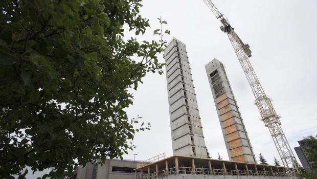 Первая в Канаде провинция разрешила строить 12-этажные дома из дерева