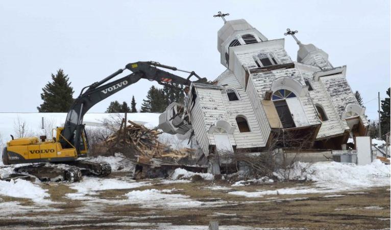 За 10 лет в Канаде может закрыться 9 000 церквей
