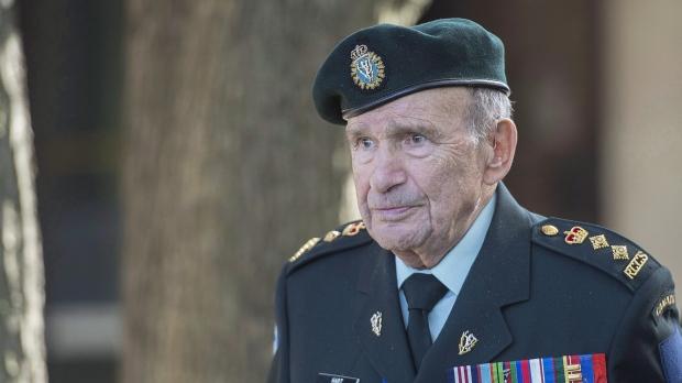 В возрасте 101 года скончался участник высадки союзников в Дьепе