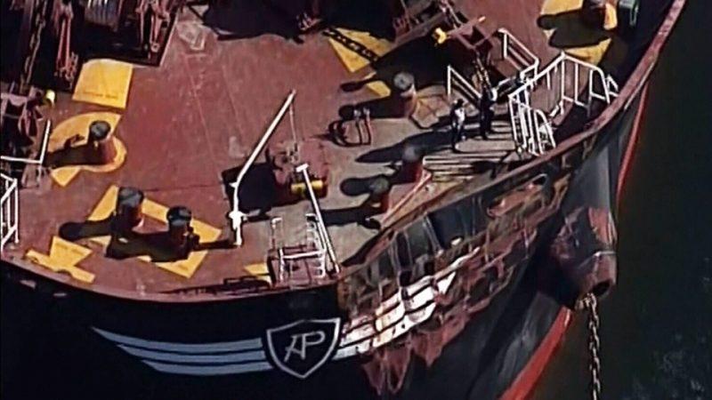 Кораблекрушение в порту Ванкувера: пострадавших нет