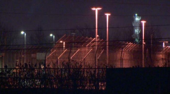В Монреале возле тюрьмы перехвачен беспилотник