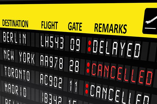Отмена рейсов на «боингах» серии MAX продлится несколько недель