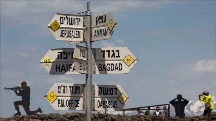 Канада не признает права Израиля на Голаны