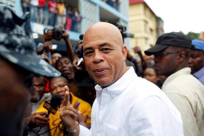Концерт экс-президента Гаити в Монреале отменен
