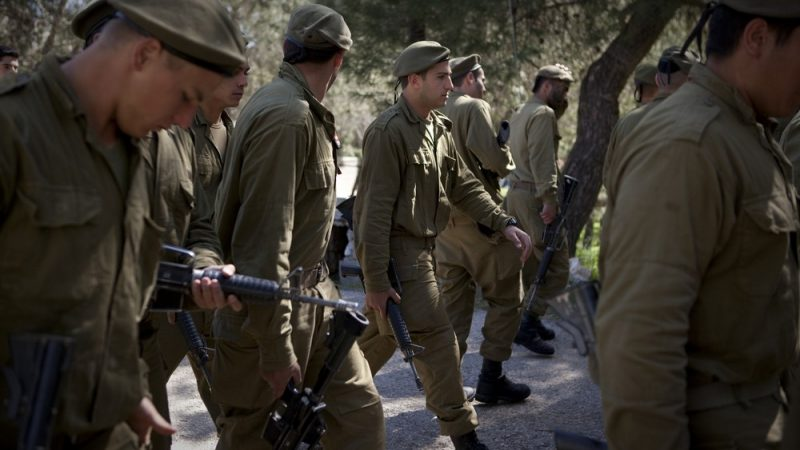 Канадцы примут участие в походе израильских новобранцев