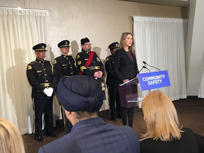 Правительство Форда: еще $16.4 миллиона на борьбу с преступностью