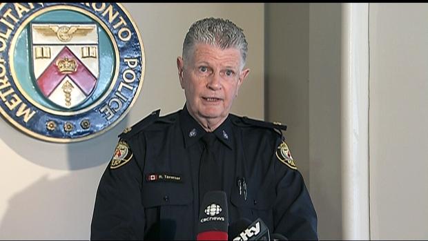 Рон Тавернер отказался от соискания должности шефа полиции Онтарио
