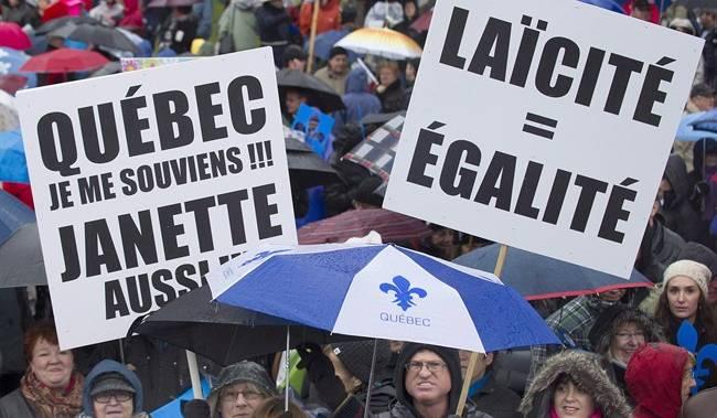 Квебек наверняка примет закон о запрете религиозных символов