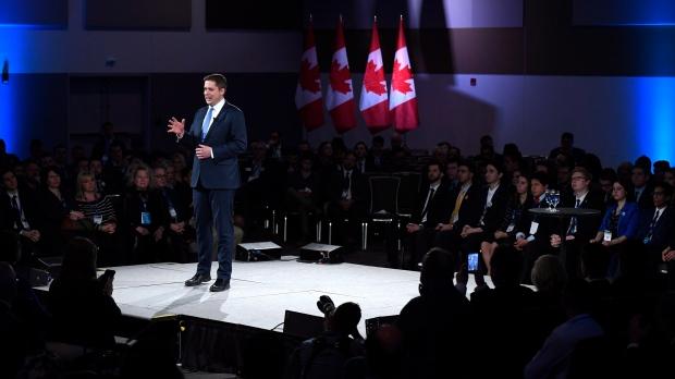Лидер канадских тори отвергает обвинения в отказе говорить о мусульманах