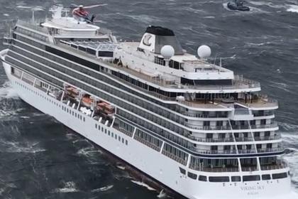 На борту застрявшего норвежского парома было 15 канадцев