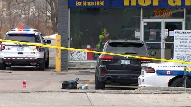 Арестованы подозреваемые в убийстве у боксерского клуба в Миссиссаге