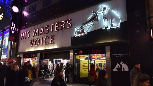 Канадец спасает сеть британских магазинов звукозаписи