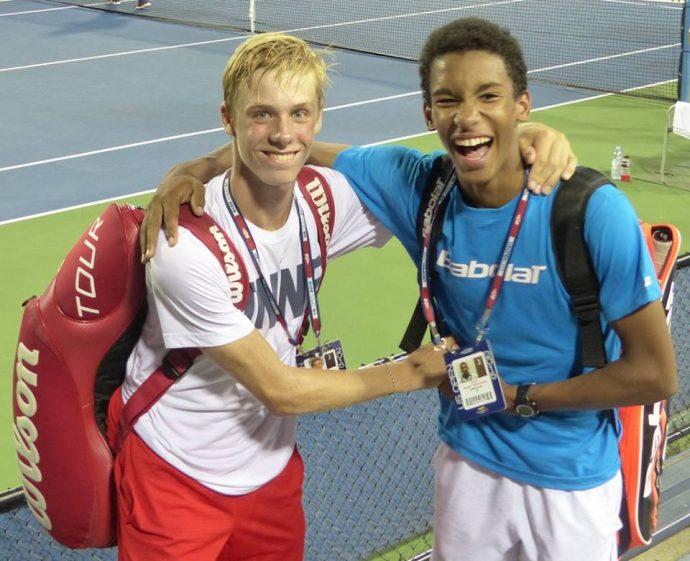 Два канадца в финале Miami Open