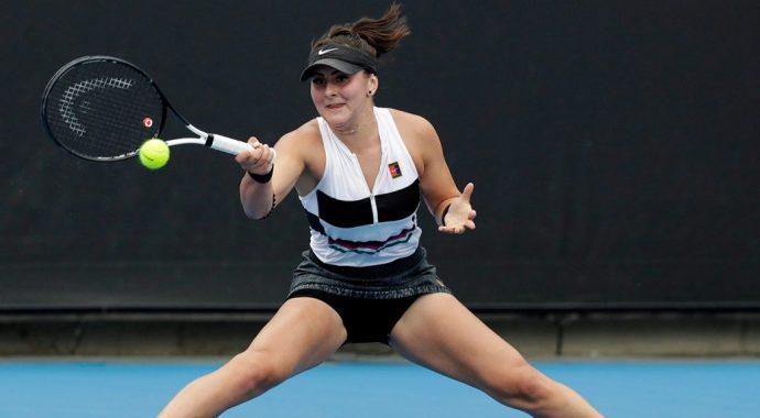 Канадка Андрееску вышла в полуфинал Mexican Open