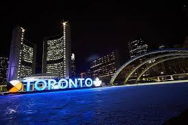 С наступающим днем рожденья, Торонто!