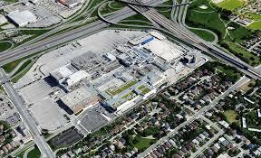 Yorkdale Mall: 1500 квартир через 20 лет